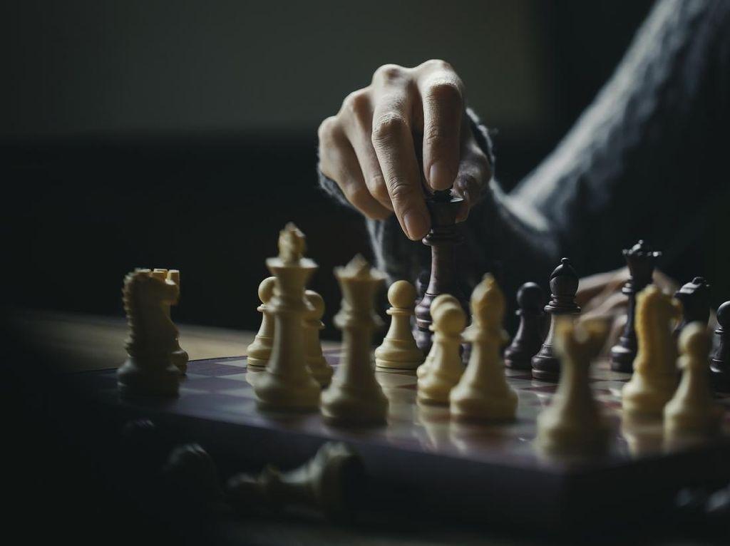 Rahasia Jaga Stamina Para Grandmaster Catur Dunia