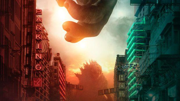 Film Godzilla vs. Kong.