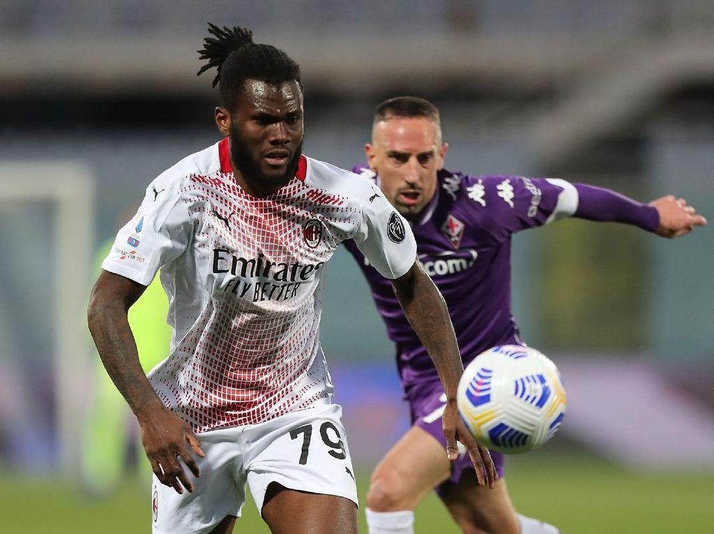 Fiorentina Vs Milan: Rossoneri Kesulitan dan Kelelahan