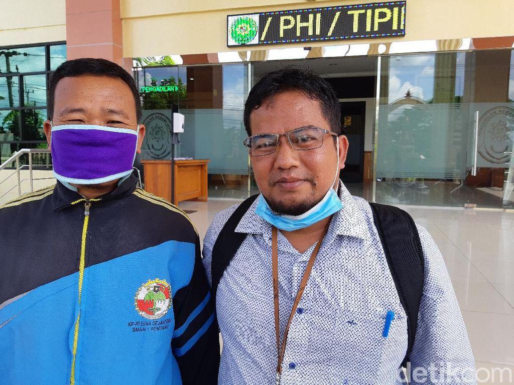 Gugatan Ditolak, Pria Serang yang Dituduh Curi Hand Sanitizer Ajukan Kasasi