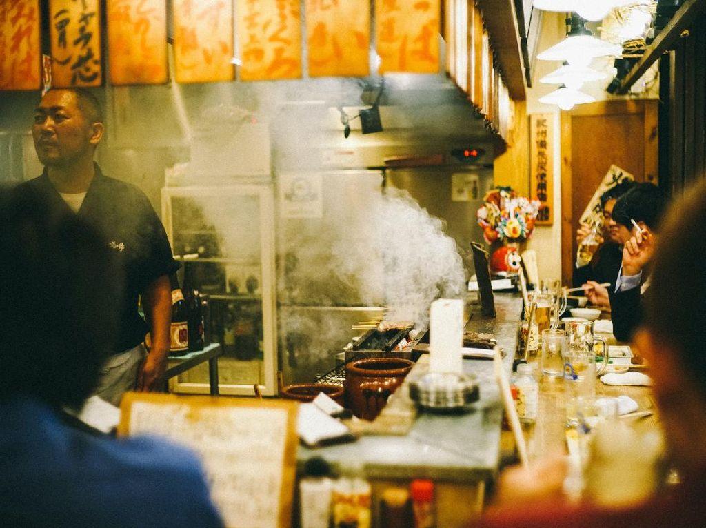 4 Kuliner Jepang Kaki Lima, Rasa Bintang Lima di Jakarta