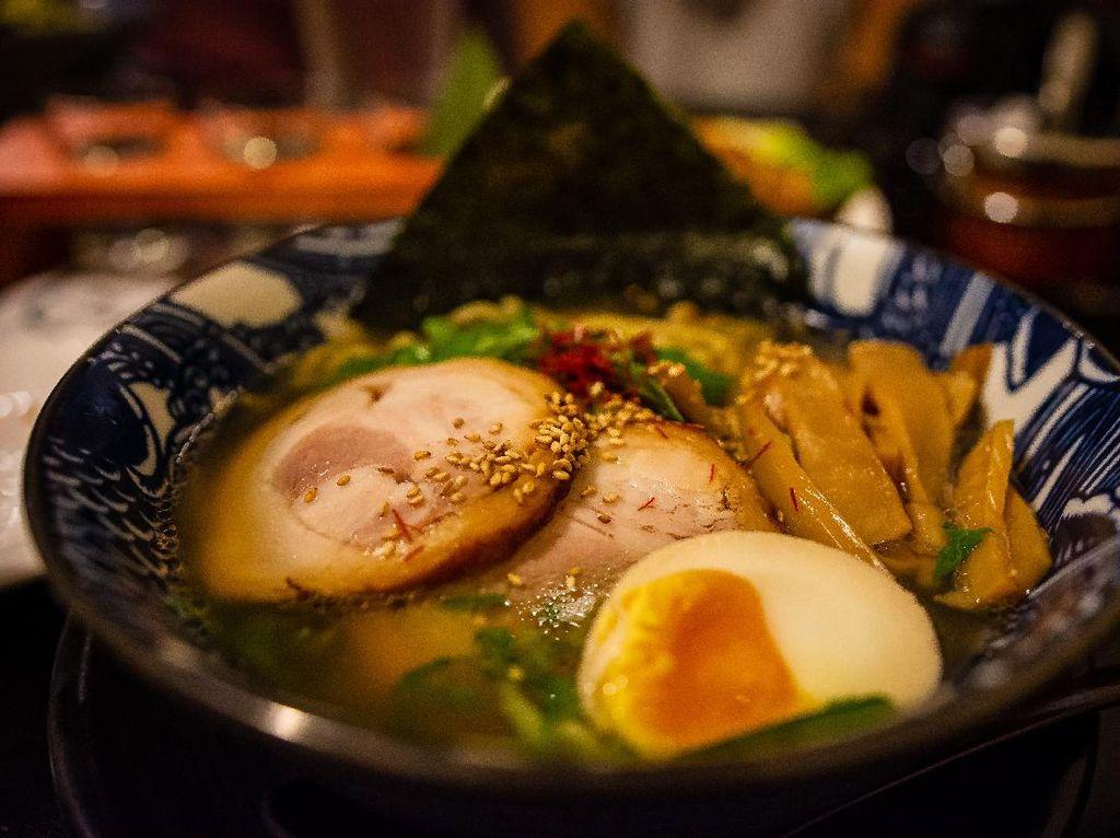 Lezatnya Ramen Halal Khas Jepang Seirock-ya di Jakarta