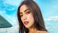 Jessica Iskandar Dikecam, Dinilai Tak Sopan Ucap Selamat Lebaran Pakai Bra