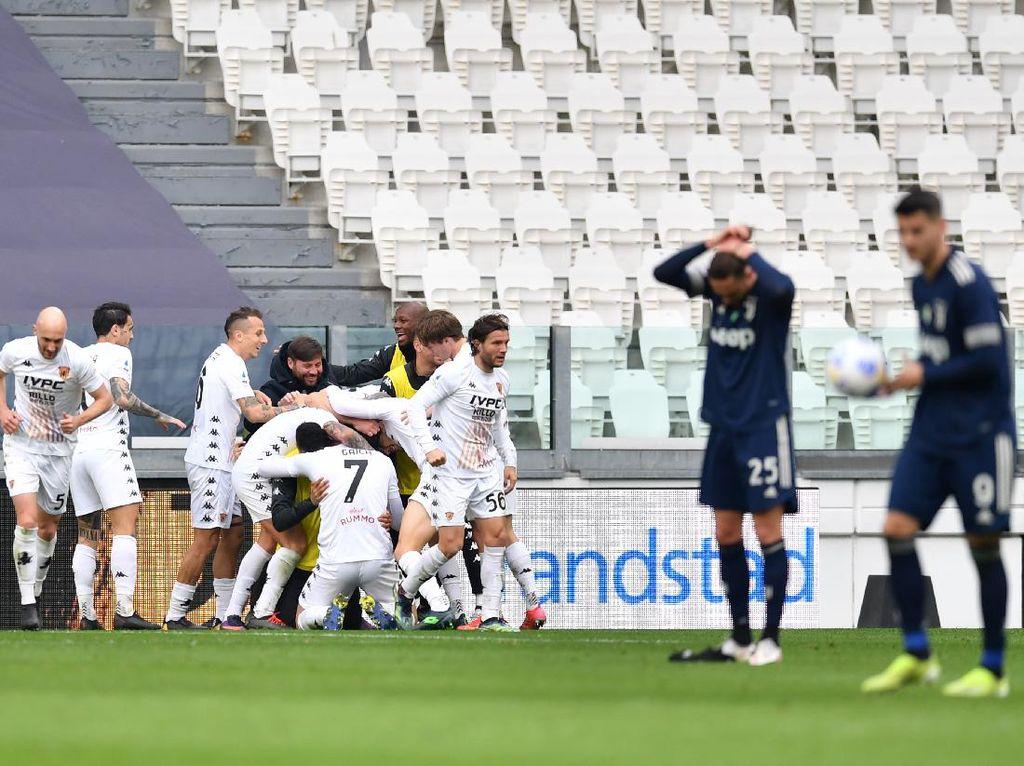 Juventus Vs Benevento: Arthur Blunder, Apa Kata Pirlo?