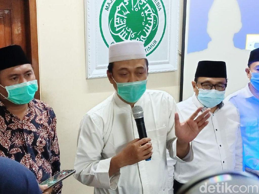 MUI Jatim Pastikan Vaksin AstraZeneca Hukumnya Halal dan Toyyibah