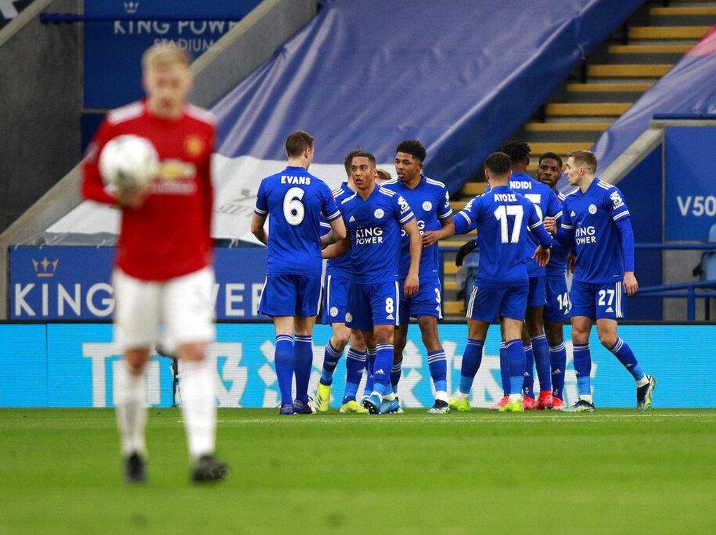 Prediksi Leicester City Vs MU: Si Rubah Dijagokan Menang