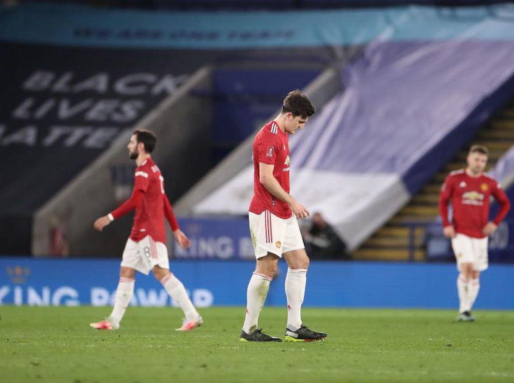 MU Terdepak dari Piala FA, Gary Neville: Sayang Banget!