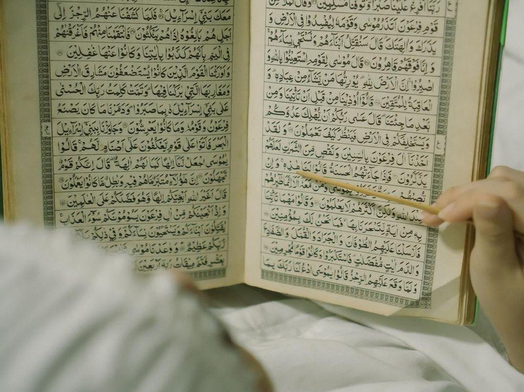 Isi Kandungan Surat Al-Baqarah ayat 83 dan Perintahnya