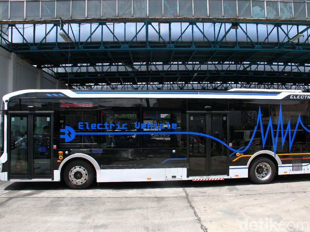 Pertama Kali Hadir di Bogor, BTS Bakal Pakai Bus Listrik?