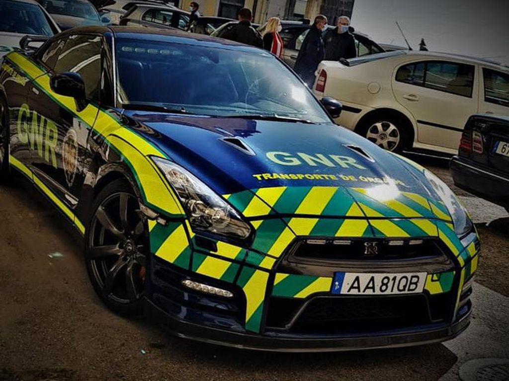 Disita Negara, Nissan GT-R Ini Alih Profesi Jadi Mobil Pengantar Organ Tubuh