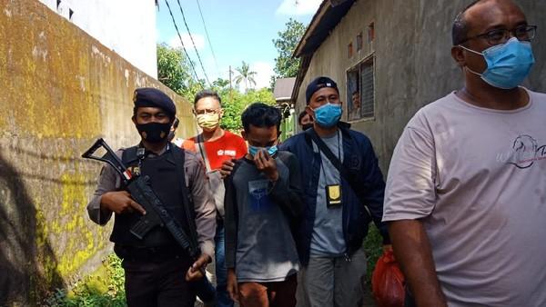 Pelaku diduga menyebarkan hoax jaksa terima suap sidang Habib Rizieq ditangkap di Takalar, Sulsel (dok. Istimewa).