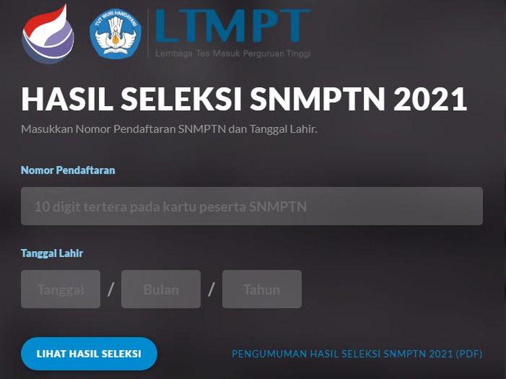 Lolos SNMPTN 2021 Tapi Tidak Diambil, Ini Risikonya