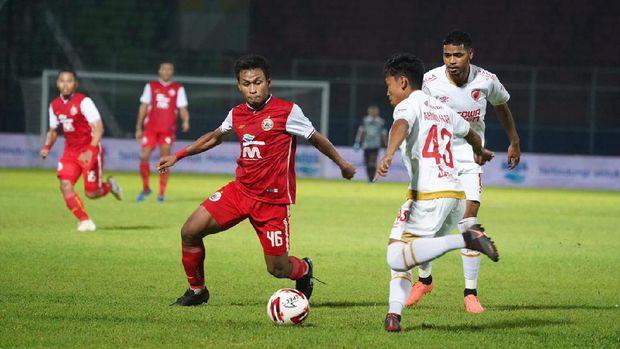 Persija Vs PSM di Piala Menpora 2021