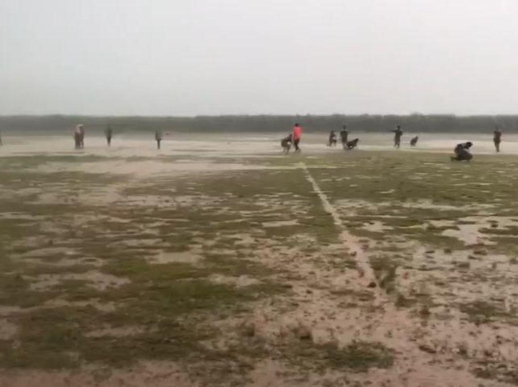 Melihat Serunya Turnamen Sepakbola Perempuan Sambut Panen di Majalengka