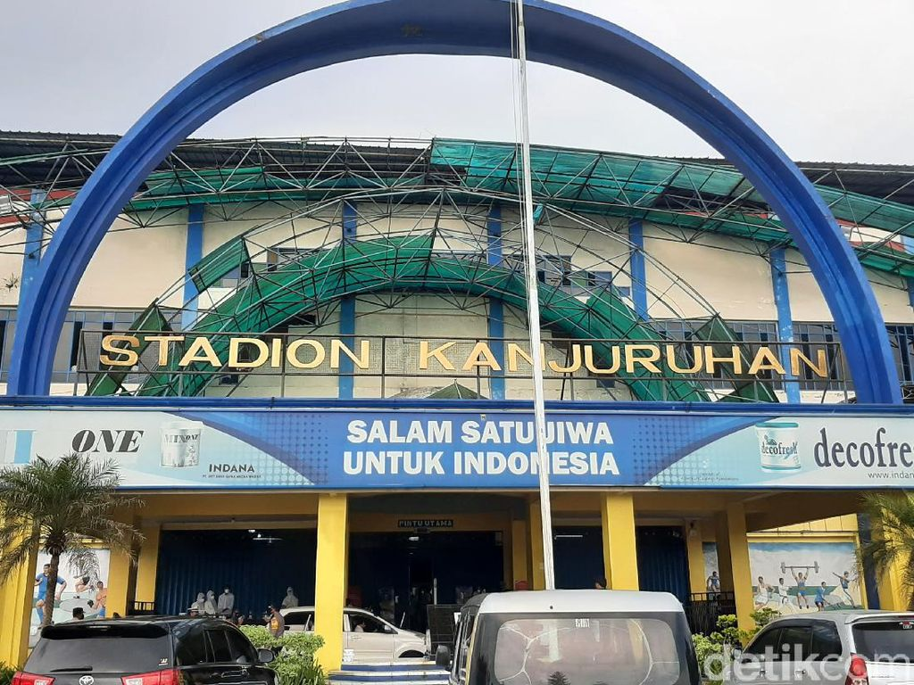 Piala Menpora 2021: Begini Ketatnya Prokes di Stadion Kanjuruhan