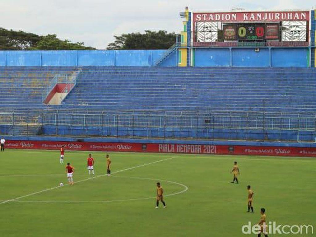 Takluk dari Bhayangkara FC, Borneo FC: Mainnya Sudah Bagus, tapi...