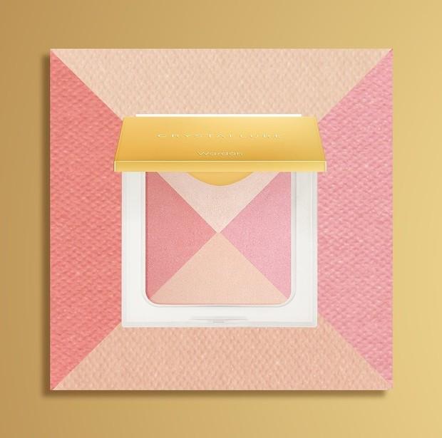 Crystallure Precious Lustre Prism Blush