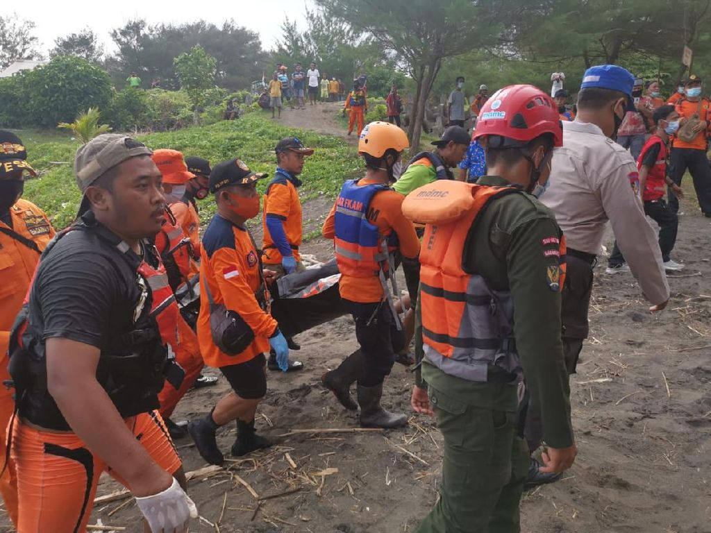 Bocah 9 Tahun Hilang di Muara Sungai Serang Kulon Progo Ditemukan Tewas