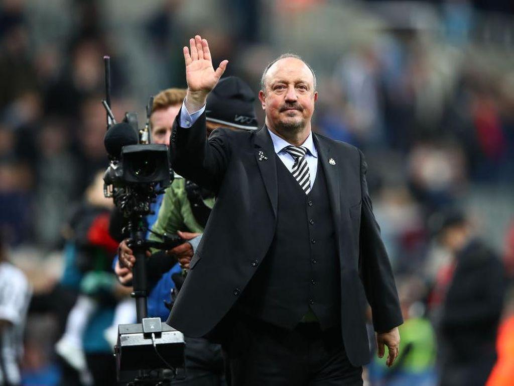 Rafael Benitez Akan Cocok Latih Everton karena Alasan Ini