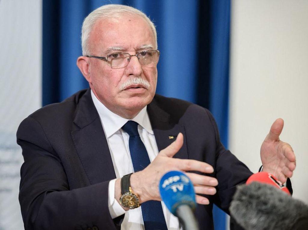 Israel Sita Akses VIP Menlu Palestina Usai Bertemu Jaksa ICC