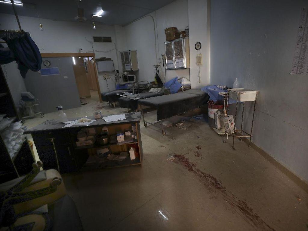 AS Kutuk Serangan Militer Suriah yang Tewaskan 6 Warga Sipil