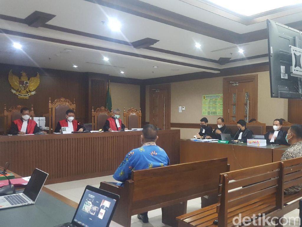 Jaksa KPK Curiga Penyuap Eks Mensos Juliari Lindungi Pihak Lain