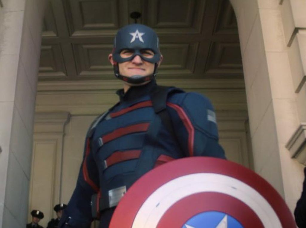 Kenalkan! Ini Captain America Baru di The Falcon and the Winter Soldier