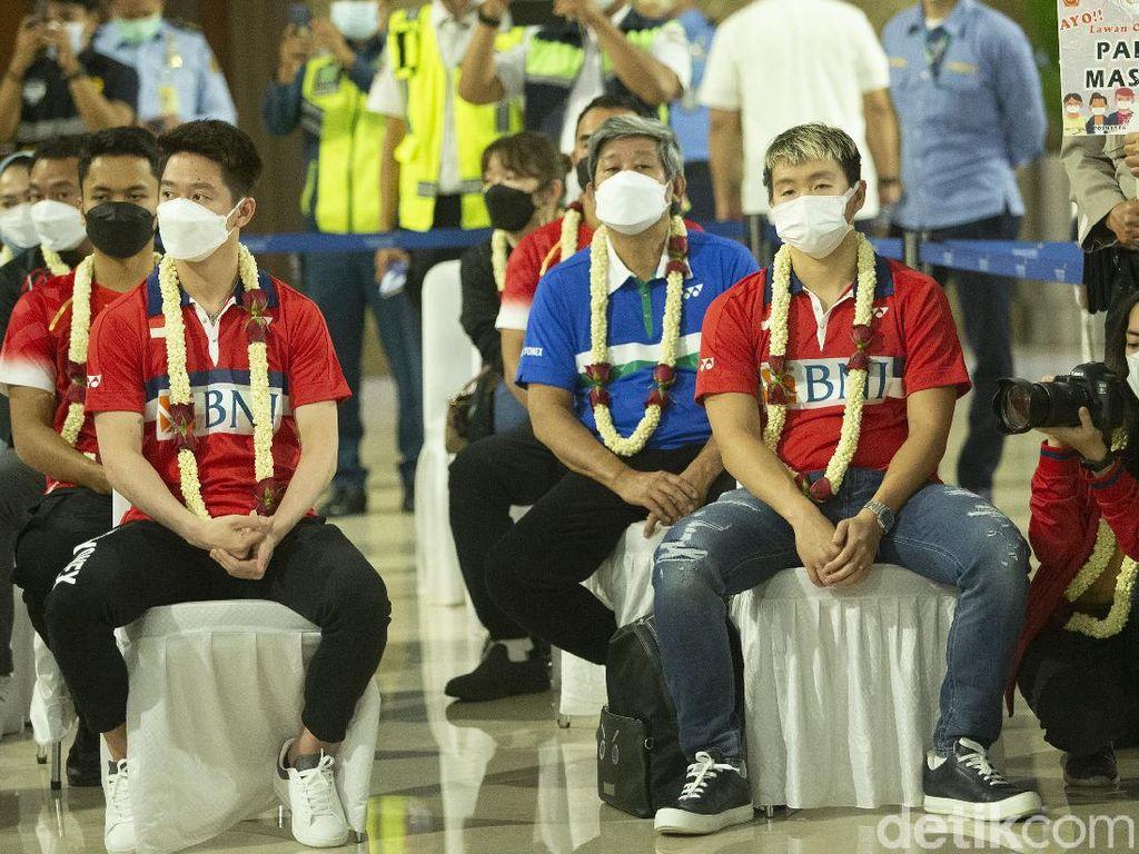 Sambut Tim Indonesia, Kapolri: Mereka adalah Pejuang Bangsa