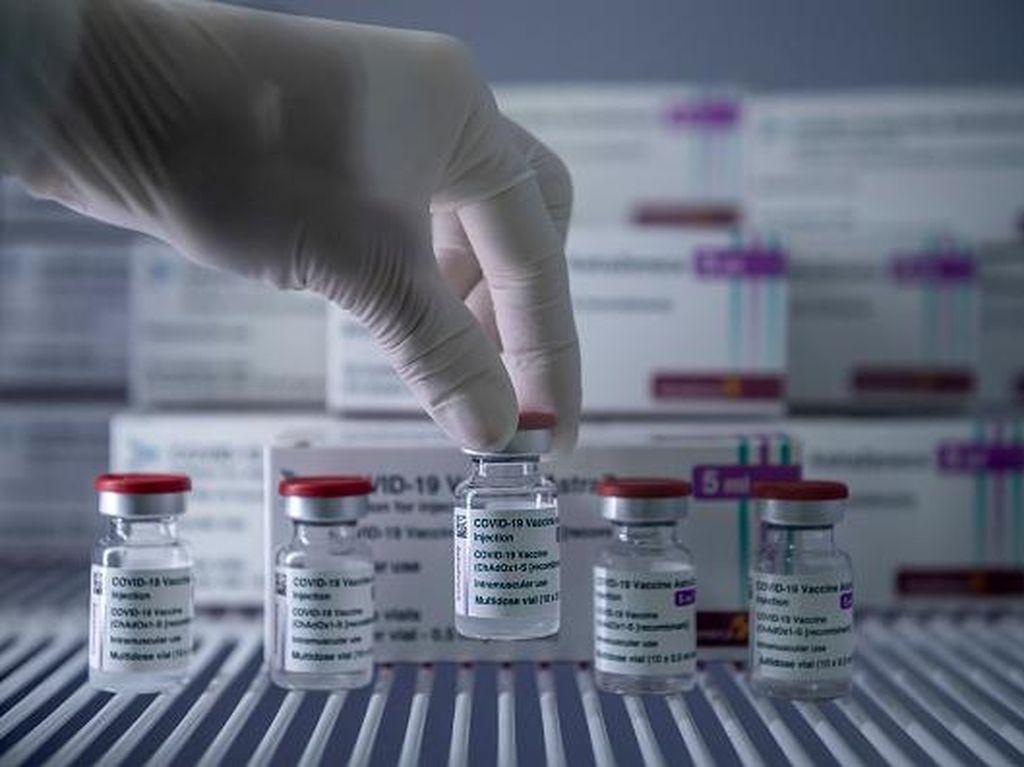 Badan Obat Eropa: Waspada Kasus Pembekuan Darah Terkait Vaksin AstraZeneca