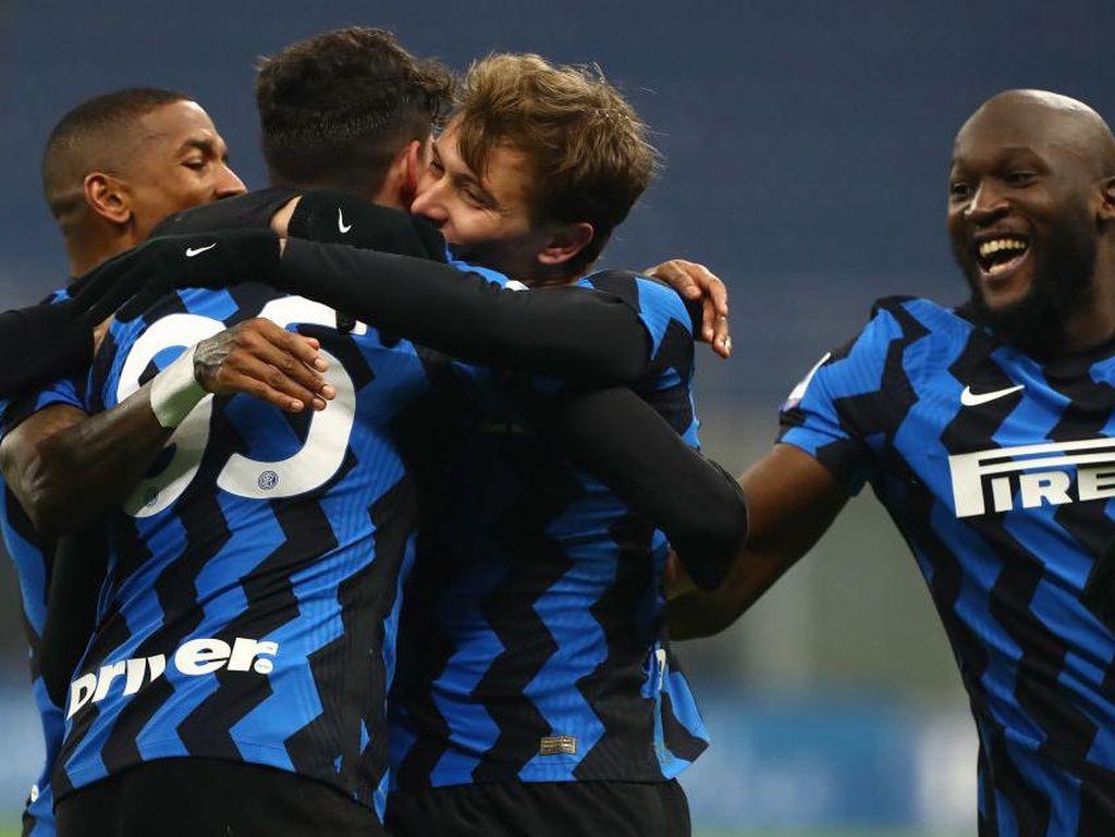 Klasemen Liga Italia: Inter Kunci Scudetto di Pekan ke-34