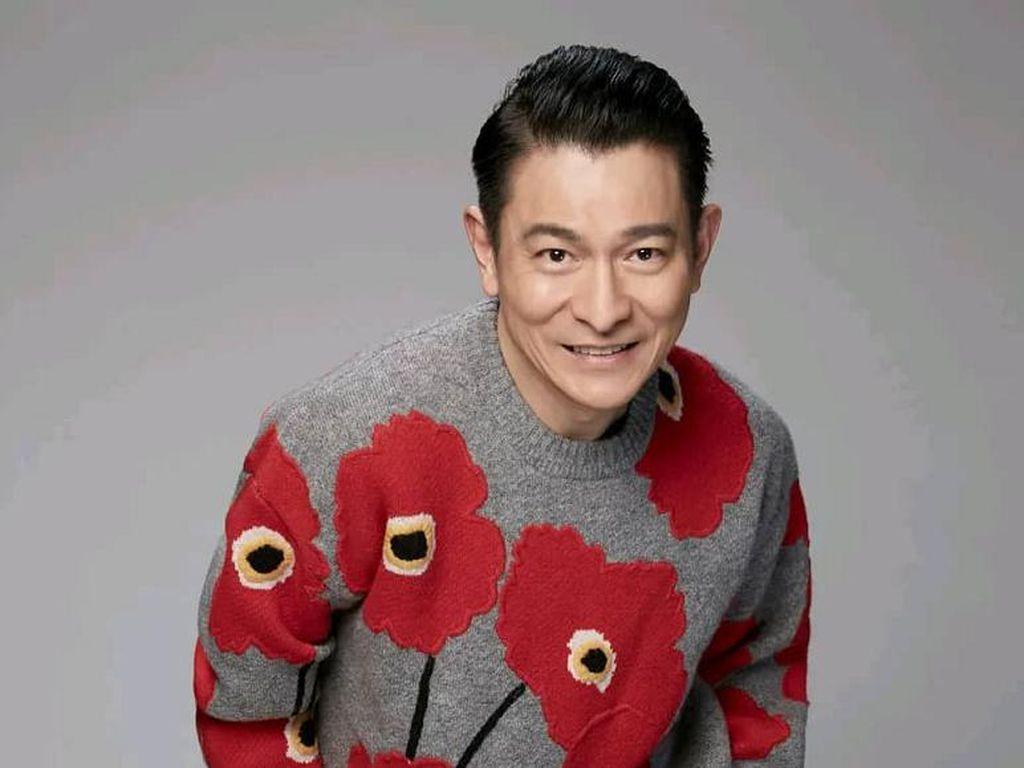Heboh Sosok Adik Andy Lau yang Bikin Netizen Salah Fokus