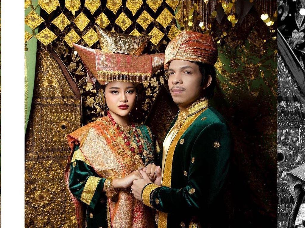 Sah! Pernikahan Atta dan Aurel Hermansyah