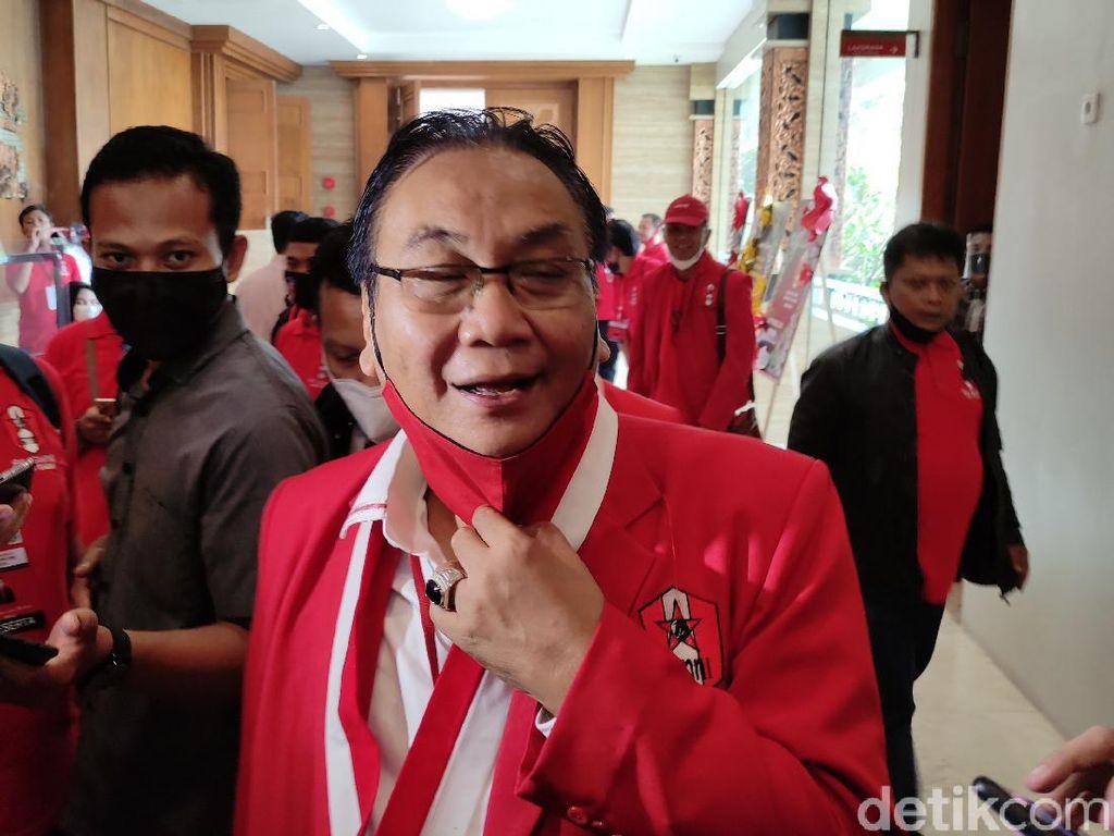 Bambang Wuryanto Pimpin PA GMNI Jateng