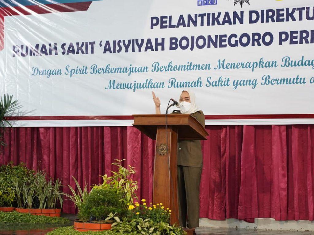 Bupati Bojonegoro Ajak Sinergi yang Kuat Terjalin dengan Pelayanan RS