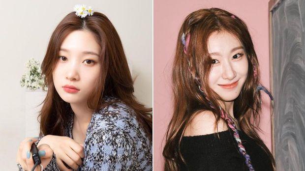 Chaeyeon (IZ*ONE) dan Chaeryeong (ITZY)