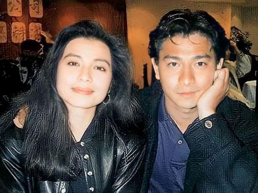 Cherie Chung, Aktris Tercantik Versi Andy Lau