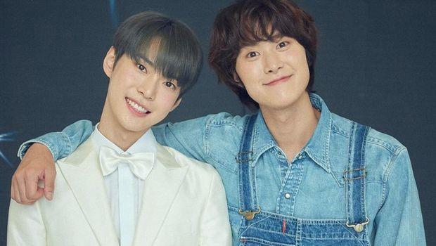 Doyoung (NCT) dan Gong Myung (5URPRISE)