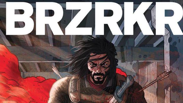 Komik BRZRKR Karya Keanu Reeves , Bakal Jadi Series Netflix?