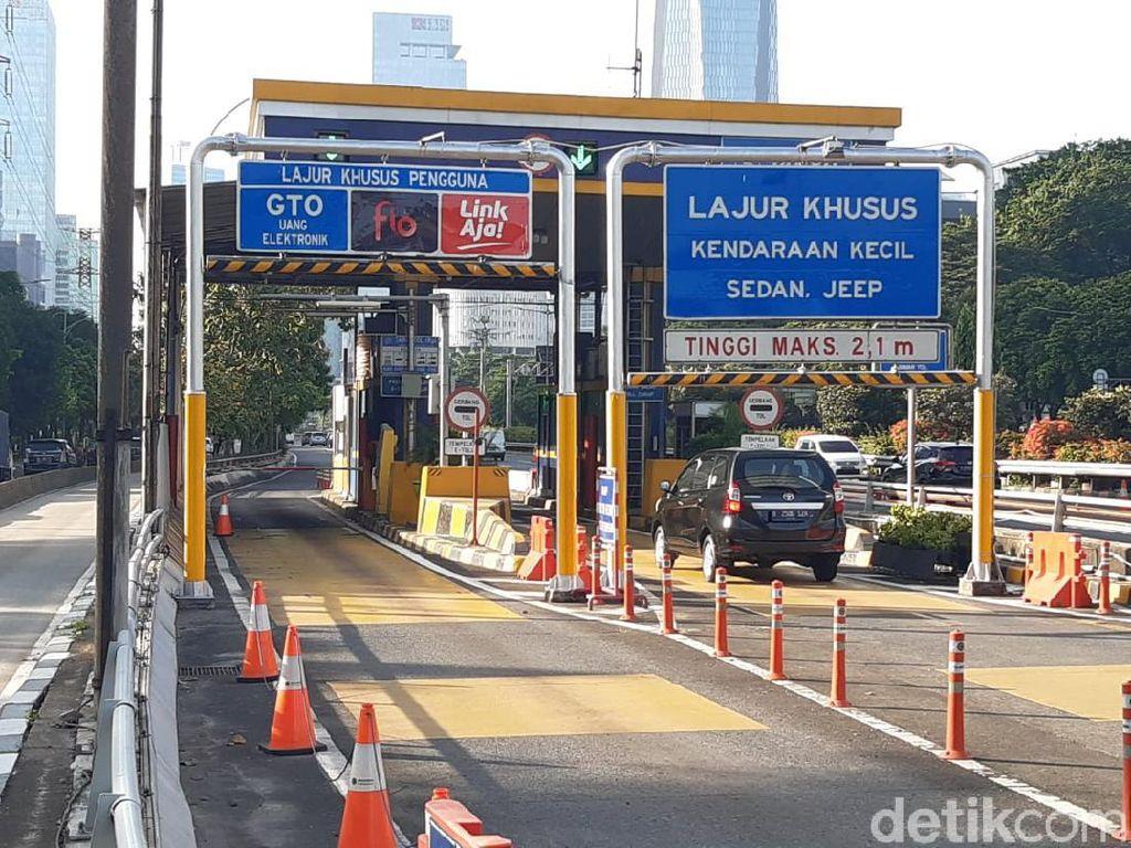 Bayar Tol Tanpa Setop di Gerbang Uji Coba, Kok Masih Pada Berhenti?
