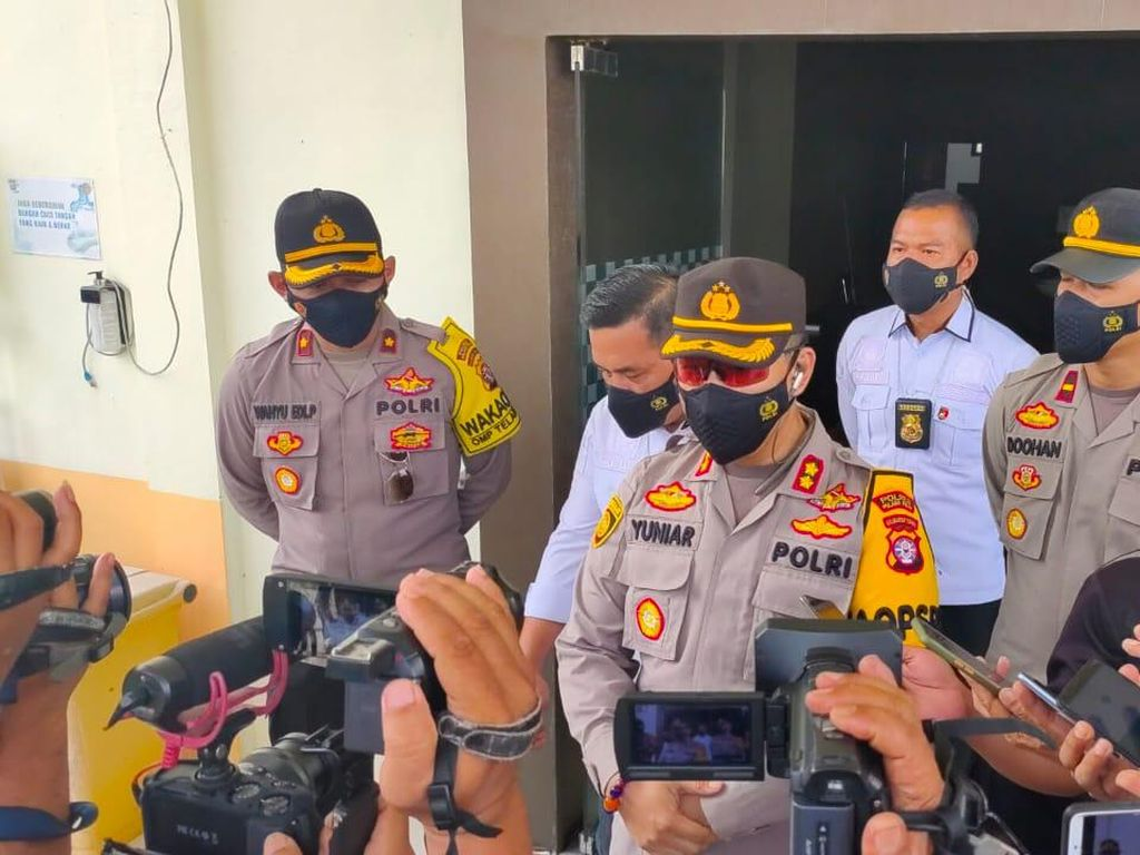 Dor! Polisi Tembak Rampok yang Bunuh Ibu-Aniaya Anak 6 Tahun di Kalteng