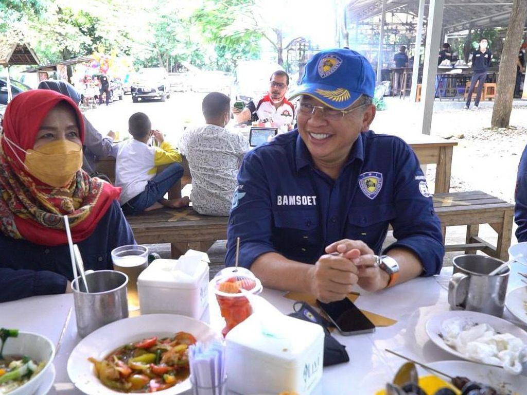 Ketua MPR Dorong Kuliner Jadi Kekuatan Diplomasi RI