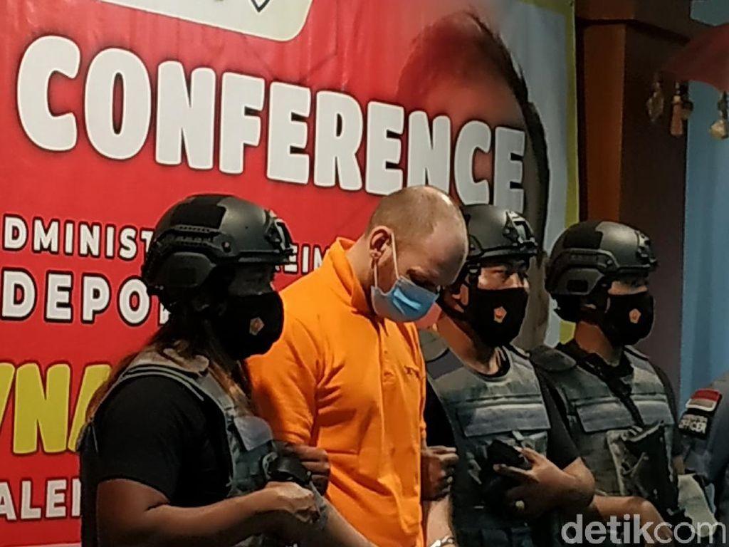 Sempat Kabur, WN Rusia Buron Interpol di Bali Akhirnya Dideportasi