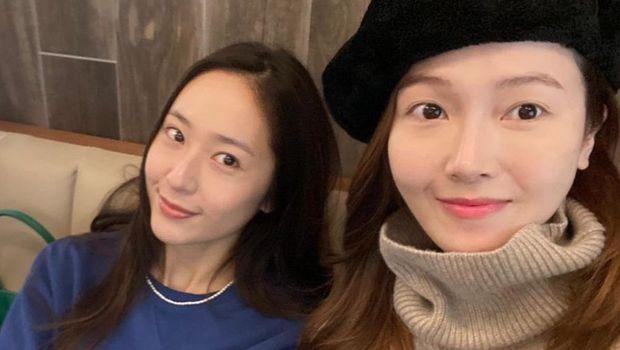Krystal f(x) dan Jessica Jung (Girls Generation)