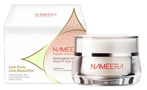 Nameera Revitalizing Bright Depuff Eye Gel