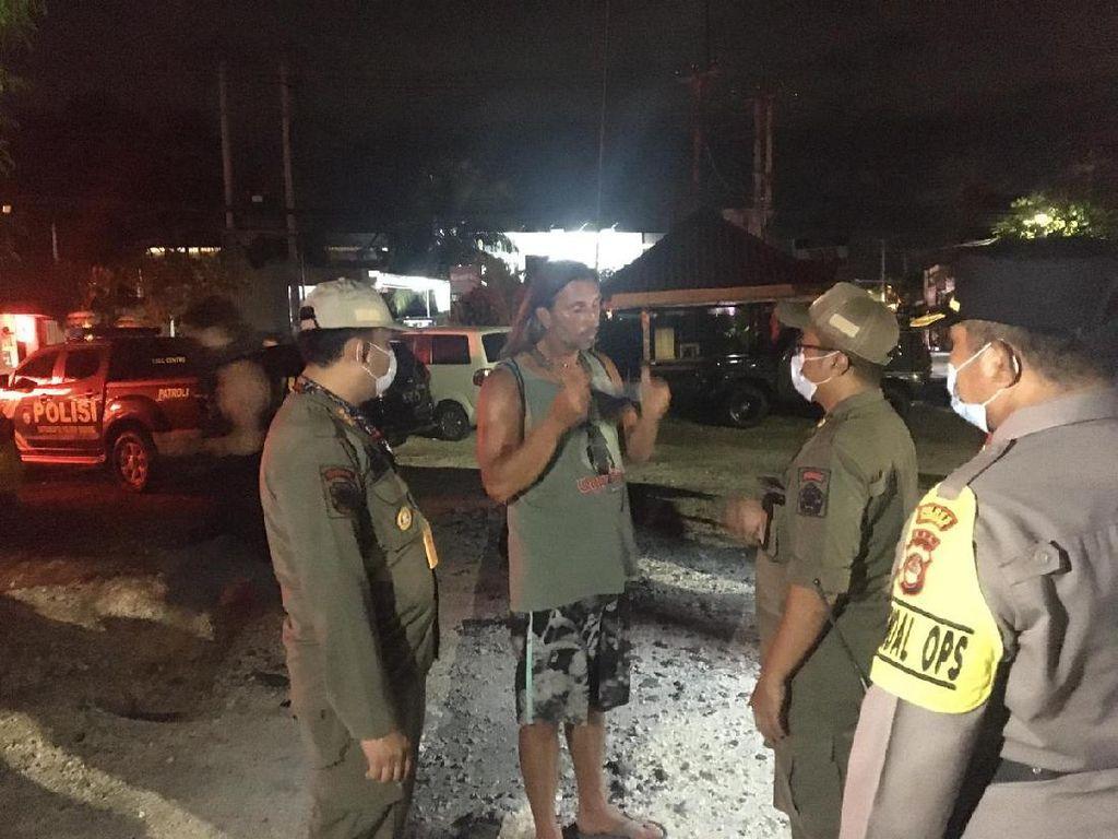 Terjaring Razia Prokes, 11 WNA Tak Bermasker di Bali Bayar Denda Rp 1 Juta