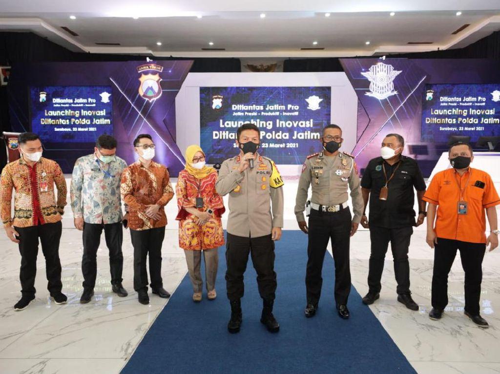 e-TLE di Jatim Diperluas hingga 55 Titik, Terbanyak Kedua se-Indonesia