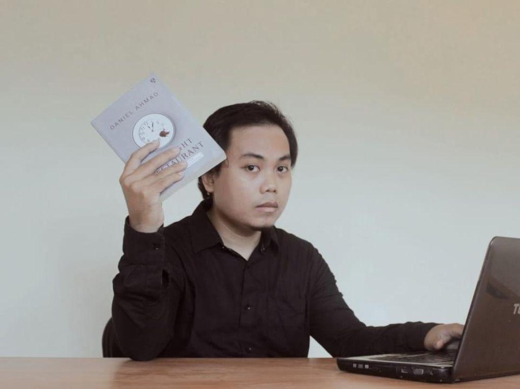 Kisah Horor Bawa Daniel Ahmad Jadi Penulis Profesional