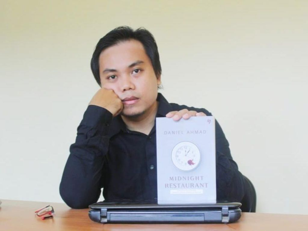 Daniel Ahmad Bocorkan Novel Horor Seri Midnight Berikutnya, soal Apa?