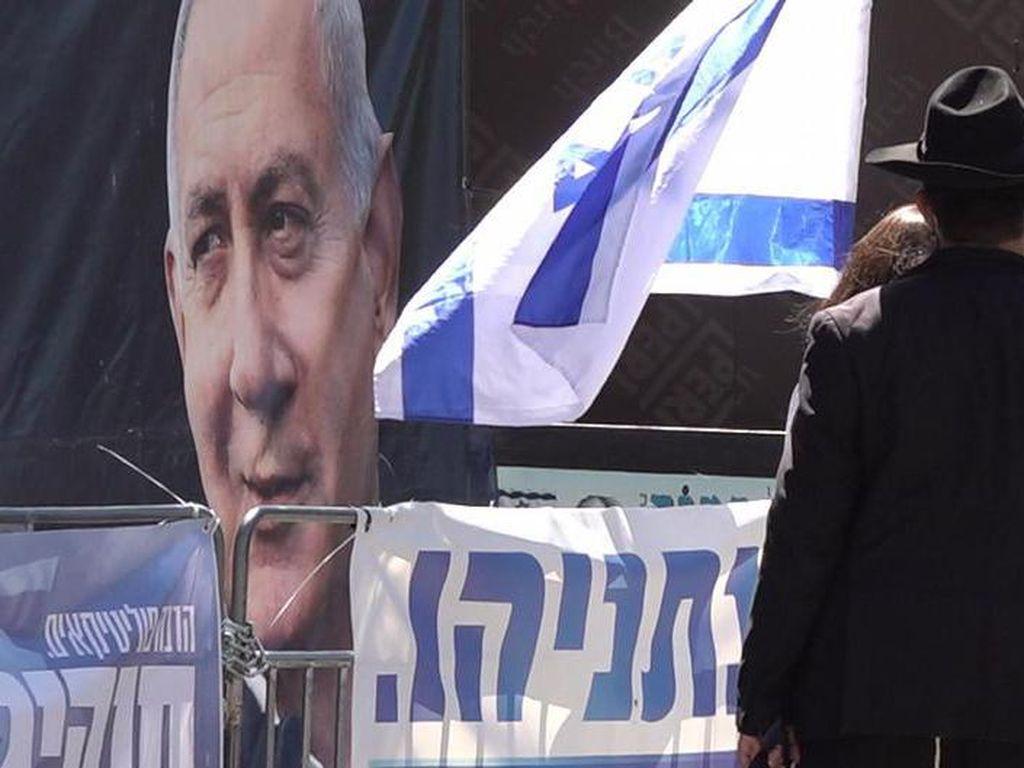 PM Benjamin Netanyahu Yakin Akan Menangi Pemilu Israel