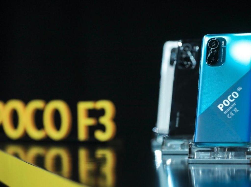 Poco X3 Pro dan F3 Dirilis, Ini Harga dan Spesifikasinya